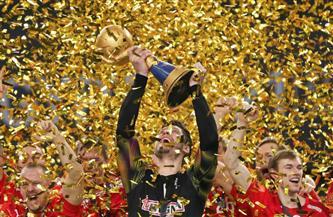للمرة الرابعة في تاريخه.. هانسن أفضل لاعب في بطولة العالم لليد «مصر 2021»