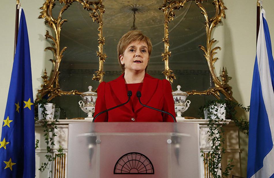 عزل صحي للوزيرة الأولى لاسكتلندا بسبب مخاوف من احتمالية إصابتها بفيروس كورونا