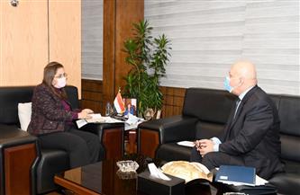 وزيرة التخطيط: صناديق استثمار جديدة لجذب الاستثمارات المحلية والأجنبية خلال أيام | صور