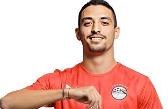 طاهر محمد طاهر قائدًا للمنتخب الأوليمبي في غياب رمضان صبحي