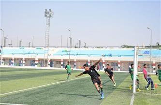 وزارة الرياضة تعلن نتائج مباريات الأسبوع الثامن من دوري مراكز الشباب