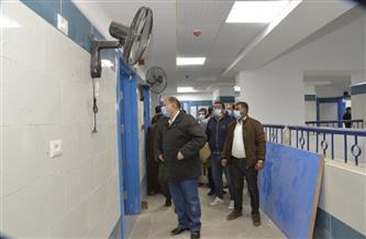 محافظ أسيوط يتفقد أعمال تطوير قرى الزرابي والبلايزة ودكران بمركز أبوتيج |صور