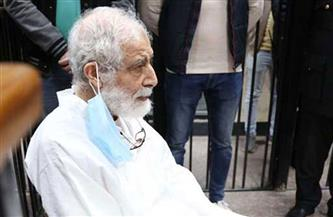 السجن المؤبد للإرهابي محمود عزت بأحداث مكتب الإرشاد