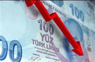 الليرة التركية تهوي لأدني مستوياتها فى 3 أسابيع