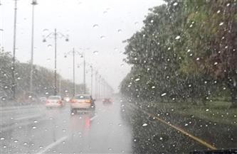 الأرصاد تعلن موعد سقوط الأمطار على القاهرة الكبرى وشدتها| فيديو