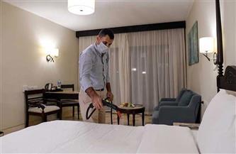 ٦٣ فندقا عائما تحصل على شهادة السلامة الصحية