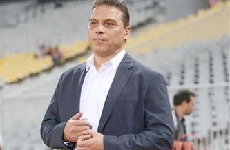 حسام البدري يجتمع مع اللجنة الثلاثية باتحاد الكرة