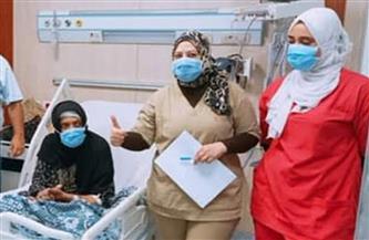 «وفد الغربية» يدعم مستشفيات العزل بالمستلزمات الطبية وأسطوانات الأكسجين لمواجهة فيروس كورونا