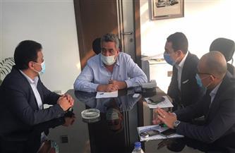«البدري»: اتحاد الكرة وعد بوضع كافة الإمكانيات لخدمة المنتخب المصري