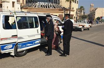 خلال 24 ساعة.. تحرير 15916 غرامة فورية لعدم ارتداء الكمامات و695 مخالفة محلات لقرار الغلق