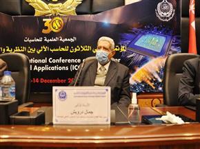وزير الاتصالات ينعى درويش رئيس لجنة قطاع الحاسبات والمعلومات: «قامة علمية راسخة»