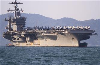 حاملة الطائرات الأمريكية نيميتز تغادر الخليج في مؤشر تهدئة مع إيران