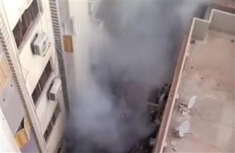 انفجار أسطوانة غاز في مخبز بلدي وإصابة 3 عمال بحروق بالشرقية| صور