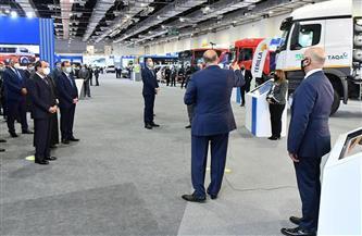 """""""تريلا"""": إطلاق أول سيارة نقل تعمل بالغاز الطبيعي في مصر والشرق الأوسط"""