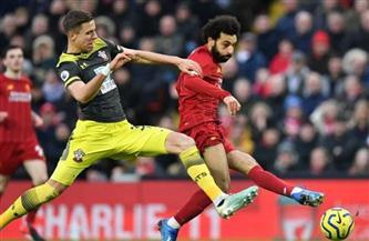 انطلاق مباراة ساوثهامبتون وليفربول في الدوري الإنجليزي