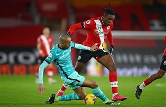 ليفربول يواصل نتائجه السلبية بالسقوط أمام ساوثهامبتون في الدوري الإنجليزي