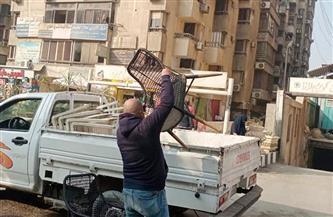 وزير التنمية المحلية: حملات على الكافيهات والمقاهي المخالفة بحي شرق مدنية نصر بالقاهرة| صور