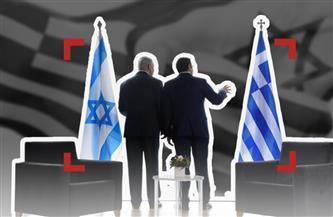 """إسرائيل واليونان تقتربان من توقيع """"أكبر اتفاقية دفاعية"""""""