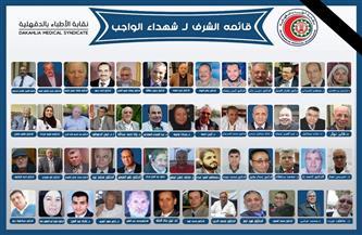"""أطباء الدقهلية تنعى الطبيب الشاب محمد عبد المنعم بعد رحيله متأثرا بـ""""كورونا"""""""