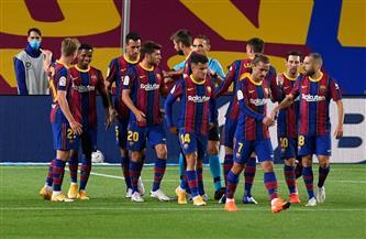 برشلونة يصل إشبيلية لنهائي السوبر الإسباني وموقف ميسي معلق