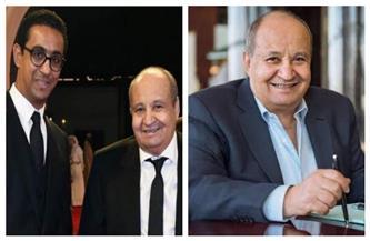 مروان حامد: «ما رأيته من مشاعر أخوة حقيقية يعكس مدى حب الناس لوالدي» | صور