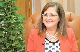 وزيرة التخطيط تعتمد 750 مليون جنيه للمشروع القومي لتأهيل وتبطين الترع