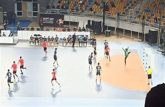 الشوط الأول: مصر تتقدم على اليابان استعدادًا لمونديال اليد