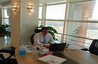 وزير التعليم العالى يرأس اجتماع مجلس إدارة مدينة الأبحاث العلمية والتطبيقات التكنولوجية