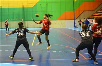 «سيدات يد الأهلي» يفوز على 6 أكتوبر في بطولة كأس مصر