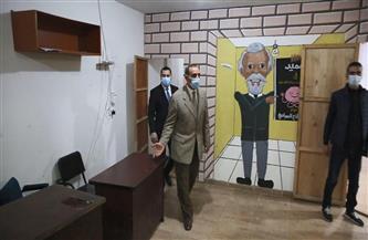 غلق 10 مراكز دروس خصوصية خلال حملة بكفر الشيخ | صور