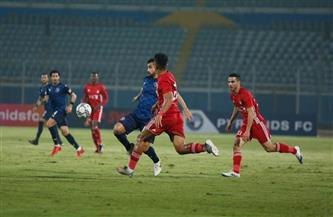 بيراميدز يتأهل إلى «التمهيدي مكرر» بالكونفدرالية بثلاثية أمام الاتحاد الليبي