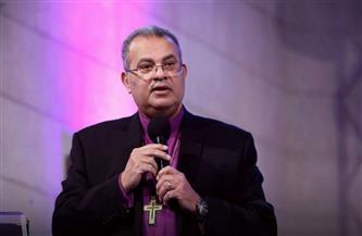 رئيس الطائفة الإنجيلية يهنئ المستشار حنفي جبالي ووكيلي المجلس والأعضاء الجدد