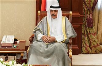 أمير الكويت يهنئ خادم الحرمين الشريفين بنجاح العملية الجراحية لولي العهد السعودي