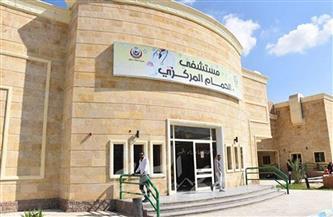 صحة مطروح: نقل جثتين إلى مشرحة مستشفى الحمام جراء حادث الساحل الشمالي
