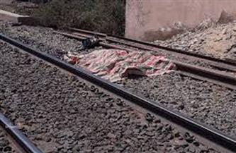 """سقوط شاب أسفل قطار """"المطرية - المنصورة"""""""