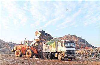 محافظ الغربية: نقل ٥٧٩٨ طنا من المخلفات إلى المدفن الصحي بالسادات| صور