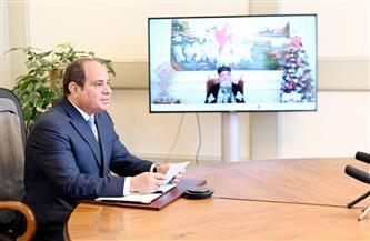 الرئيس السيسي: أي مواطن لا ينبغي أن تكون لهويته الدينية دور في تحديد ما له من حقوق وما عليه من واجبات
