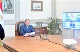 الرئيس السيسي: وحدة الشعب أقدس ما تعتز به مصر على مر العصور