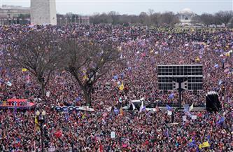 بدء تظاهرات بواشنطن تلبية لدعوة من ترامب قبيل تصويت الكونجرس