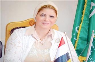 """""""نساء مصر"""" تقدمن التهنئة للبابا تواضروس والأخوة الأقباط بمناسبة عيد الميلاد المجيد"""