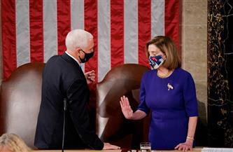 تعليق جلسة الكونجرس بعد الاعتراض على نتائج ولاية أريزونا