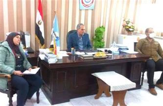 وكيل وزارة الصحة بالبحر الأحمر يعقد اجتماعًا لمتابعة الإجراءات الاحترازية | صور