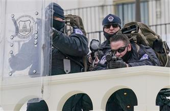 الدفع بقوات من مكتب التحقيقات الاتحادي لمساعدة شرطة الكونجرس على حماية الممتلكات