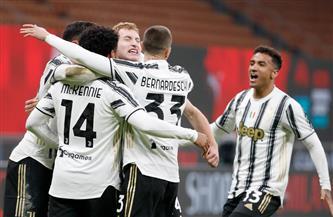يوفنتوس يهزم بولونيا ويحيي أماله في الفوز بلقب الدوري الإيطالي