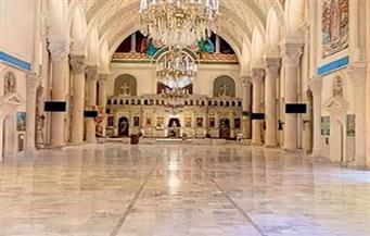 حديث الصور: الكاتدرائية المرقسية .. كنوز التاريخ وأسراره