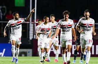 ساو باولو يسقط في فخ الخسارة أمام براجانتينو في الدوري البرازيلي