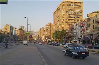 النشرة المرورية .. سيولة بمحاور وميادين العاصمة
