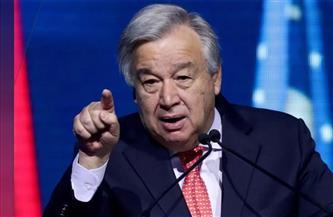 أمين عام الأمم المتحدة: على القادة بأمريكا حث أنصارهم على احترام الديمقراطية
