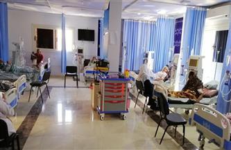 صحة القليوبية: إحلال وتجديد 32 جهازًا لمرضى الغسيل الكلوي والكشف على 60 ألف مواطن وتلميذ