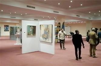 انطلاق الدورة الثانية لمعرض مصر الدولي للفنون 12 فبراير